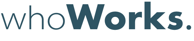 who Works logo
